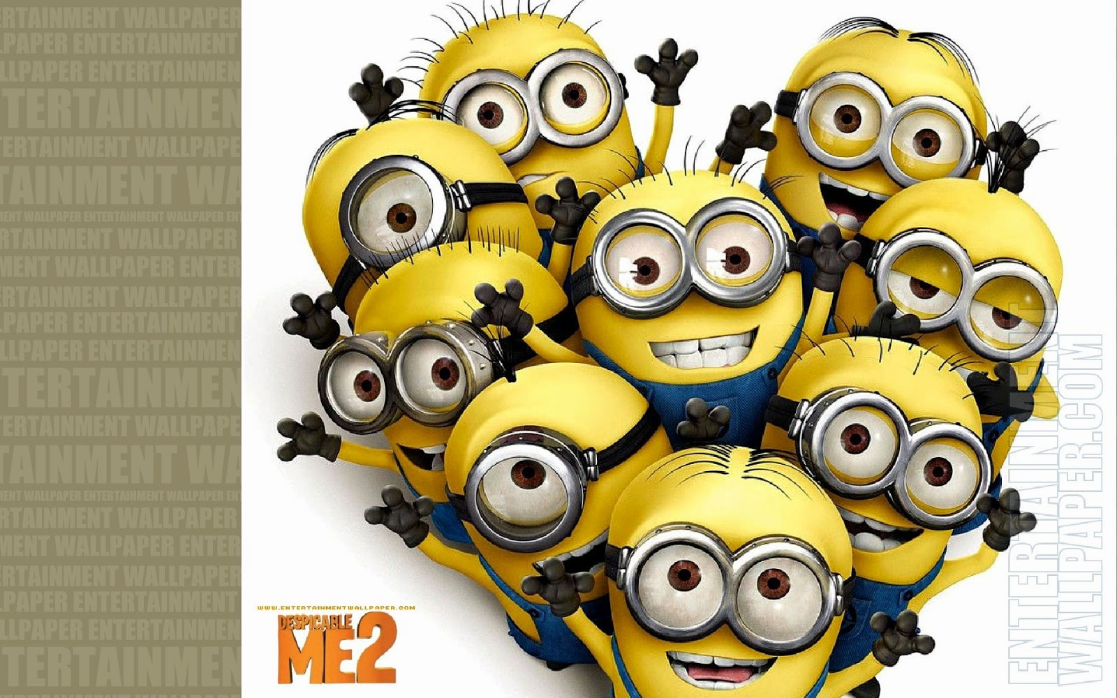 Despicable Me 2 Cartoons HD Wallpapers | Latest HD Wallpapers
