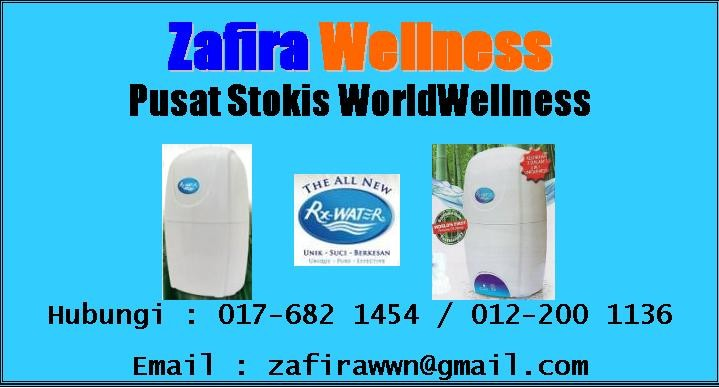 THE ALL NEW RX-WATER ~ Sistem Air Bamboo-Qun Pertama Di Dunia ~