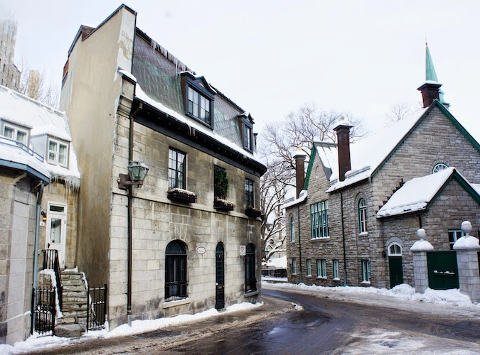 old city quebec