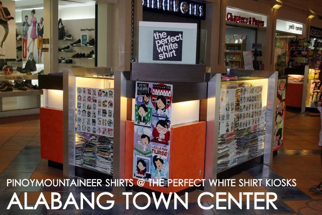 The Perfect White Shirt branches: Five mall locations where you ...