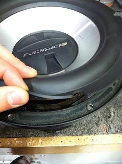 Orion Car Audio Sub Repair Jeremy Travis Vasquez Car Audio Tips