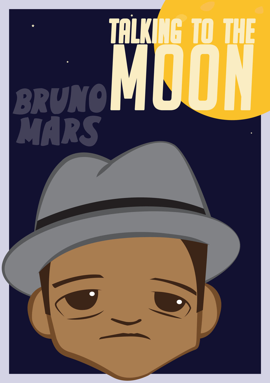 Bruno Mars - Talking to the Moon Piano Tutorial & Midi