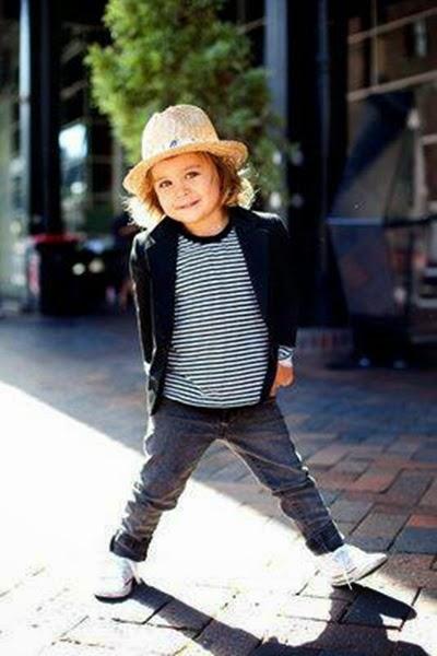 Little Boy Smart Dashing Dp 2015 Ocean Aroma
