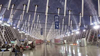 Shanghai Pudong Airport Terminal 1