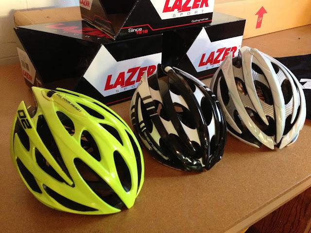 lazer-road-helmets