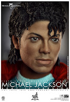 IN STOCK Hot toys Michael Jackson Beat it 10 th Anniversary EXCLUSIVE