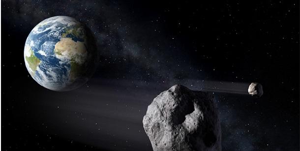 Asteróide que desafia a física pode destruir a Terra em 2880