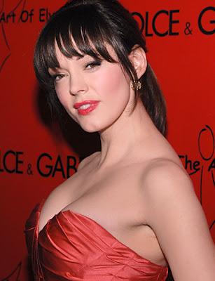 Rose McGowan Hollywood Actress
