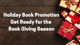 Holiday Book Promotion Season is Here