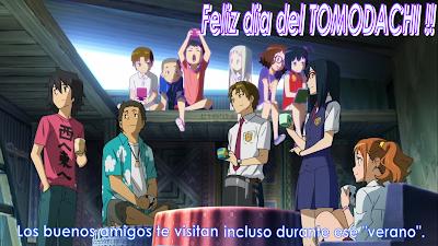 Dia del amigo anime 2011 podcast Argentina Persona no Sekai