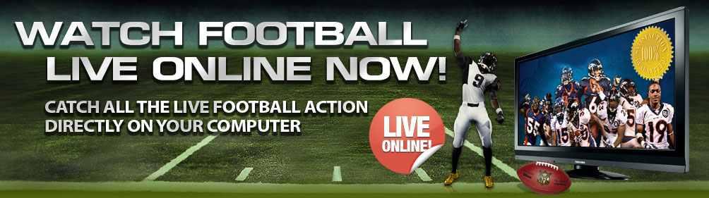 Live NFL Online