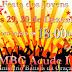 Convite para a Rede de Jovens do Ministério Batista da GRaça no Açude 1 nos dias 29 e 30 de Dezembro