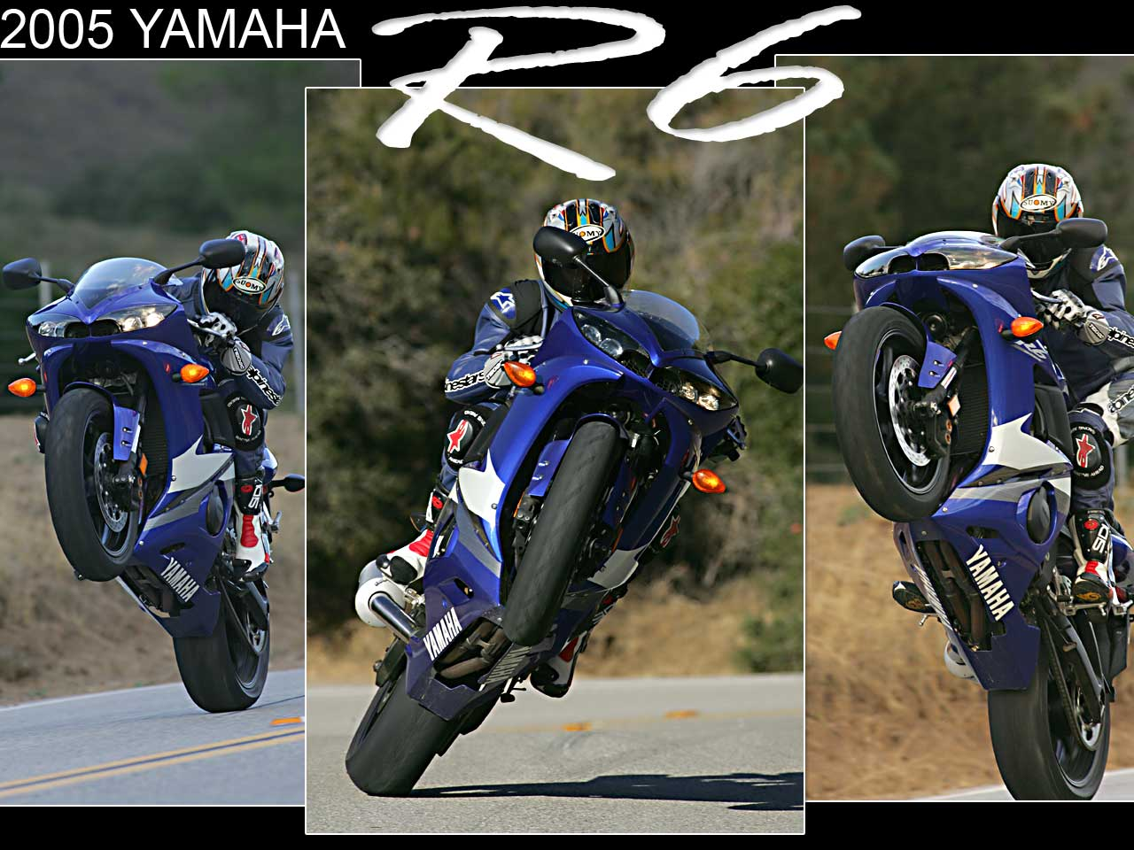 yamaha R6   Instructions Manual