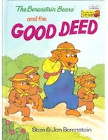 The Berenstain Bears and the Good Deed... great book for Lent!