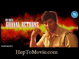 Ghayal Once Again Full Movie Free Download in Hindi HD mp4 mkv 300mb