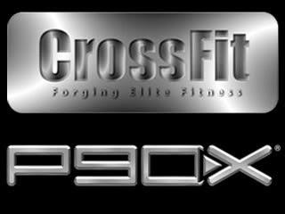 Crossfit versus P90X