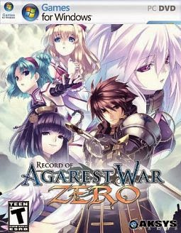 Torrent Super Compactado Agarest Generations of War Zero PC