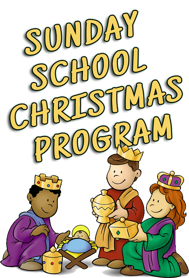 practices for sunday school christmas program - Christmas Sunday