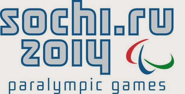 picture of logo for sochi paraylmpics three swirls red blue and green