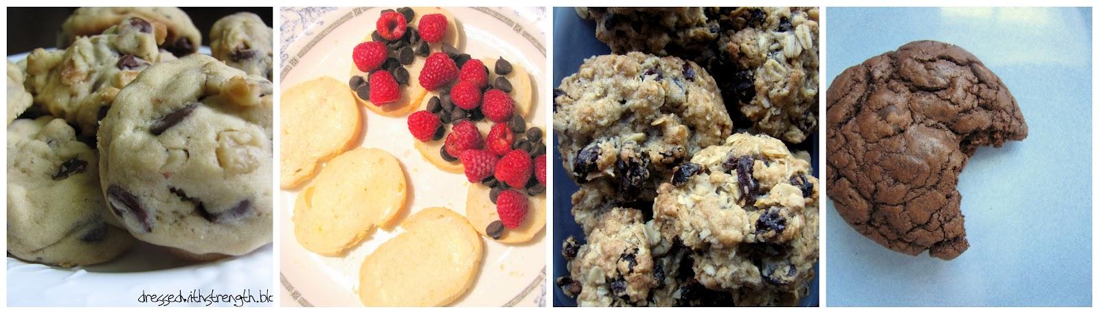 ... raspberry chocolate panini :: Aunt Lona's oatmeal :: ATK triple