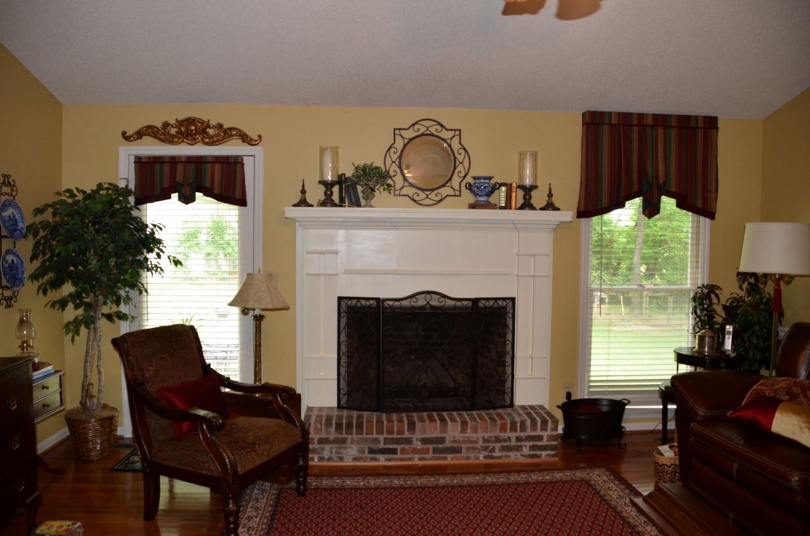 southern inspirations fireplace u0026 oak bookcase update
