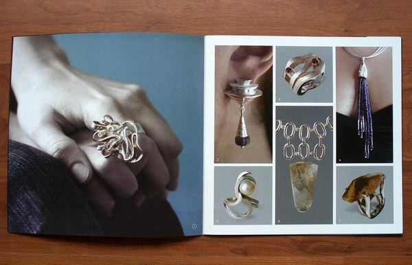Jewelry Catalogue & Brochure Designs