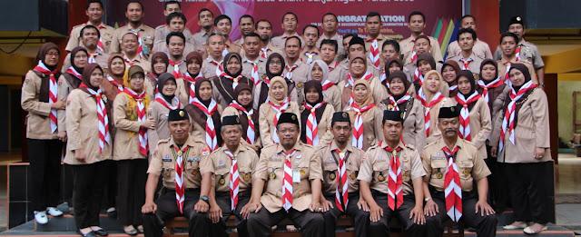 Pramuka SMK Panca Bhakti Banjarnegara