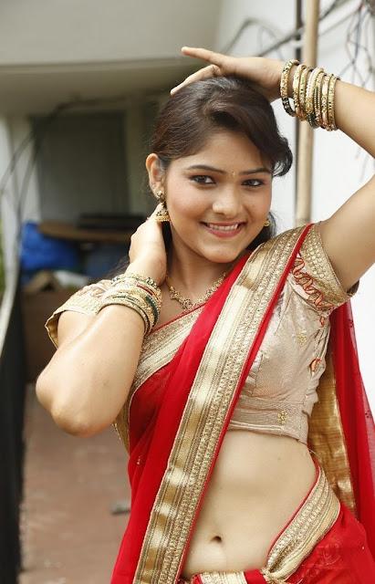 actress haritha hot navel