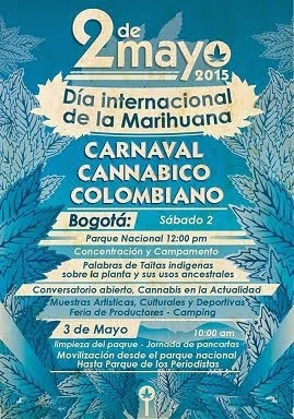 Carnaval Cannabico Colombiano