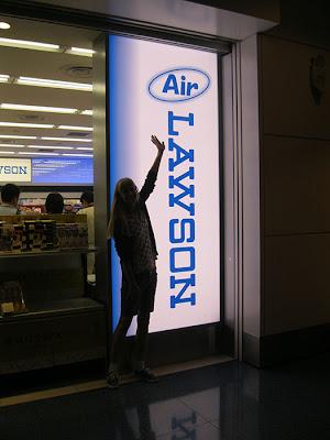 Air Lawson, Japan