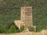 La Torre de la Vall, edificació militar medieval
