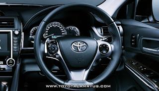2016 Toyota Camry Atara S Specs Interior