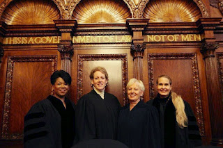 Female Ohio Supreme Court Justices in 2012