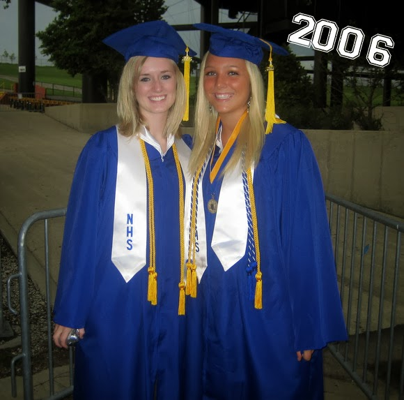 Casey Bridget Graduation 2006