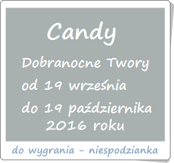 Candy, do 19.10