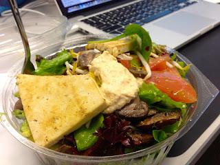Big Protein, Marion - Byron Bay salad