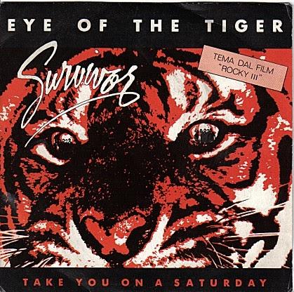 eye of the tiger sheet music pdf