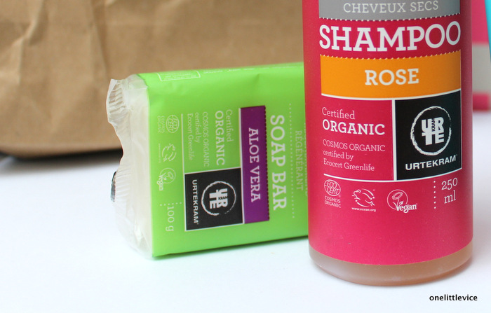 one little vice beauty blog: organic vegan cruelty free soap