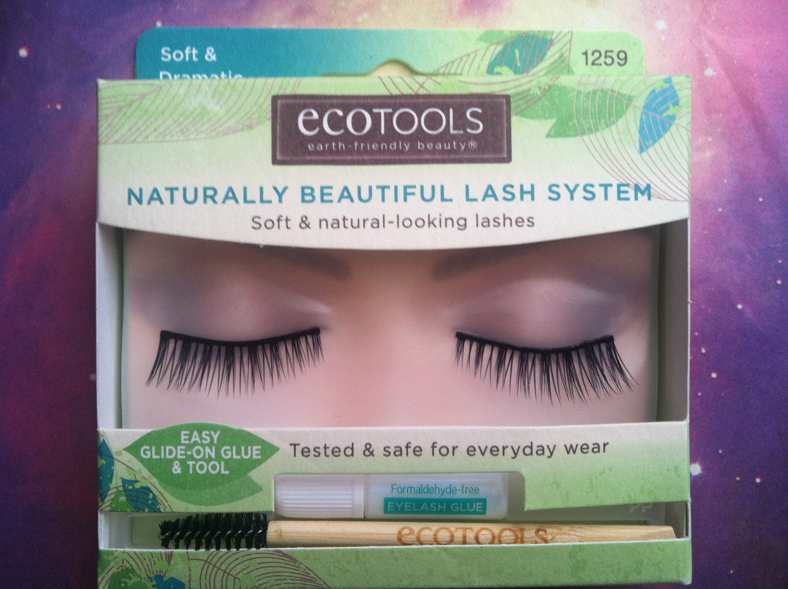 The Green Beauty Bunny: ecoTOOLS Naturally Beautiful Lash System
