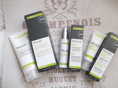 Murad Skincare Review www.thelavenderbarn.blogspot.co.uk