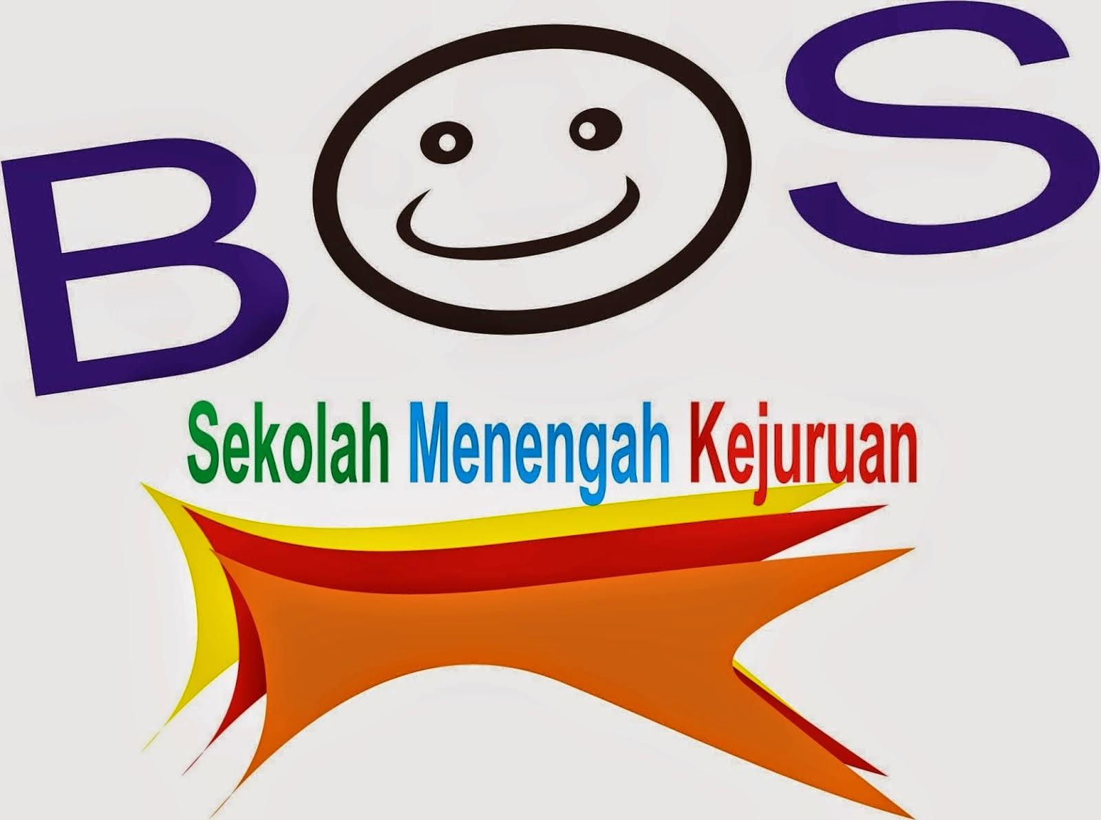 Informasi BOS SMK Juli Desember 2014