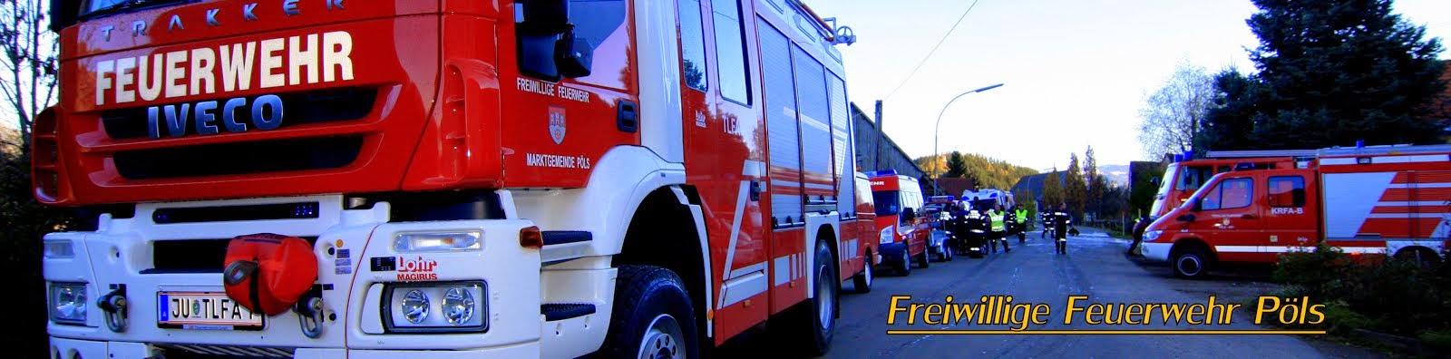 Feuerwehr Pöls
