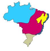 Mapas do Brasil colorido (mapa do brasil color )