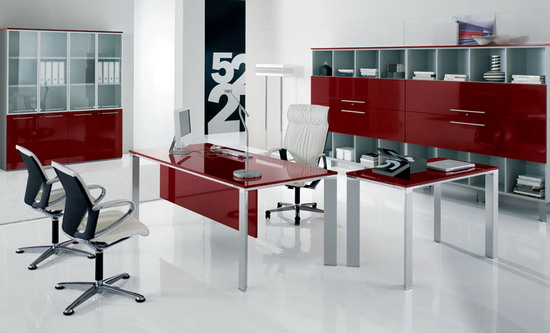 Modern And Affordable Contemporary Office Furniture Home Design Magnificent Affordable Modern Office Furniture