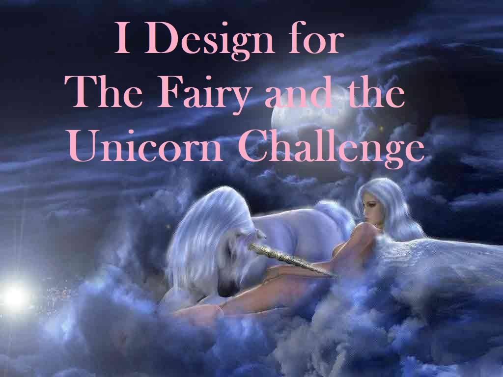 Fairy and Unicorn DT