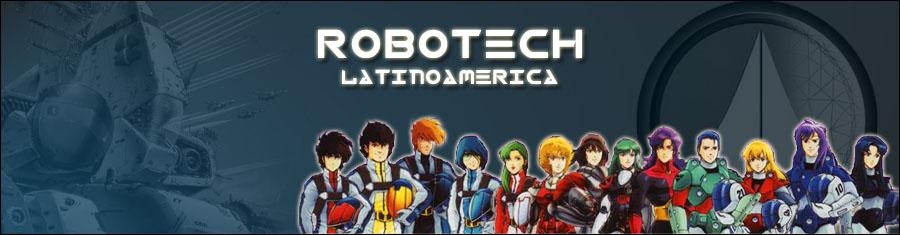 Recordando a Robotech