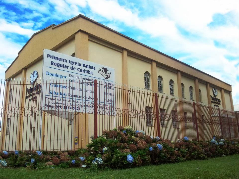 Igreja onde somos membros