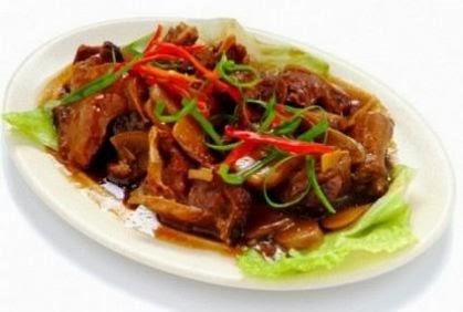 طريقة تحضير دجاج كانتون على الطريقة الصينية - chinese chicken cantonese canton style