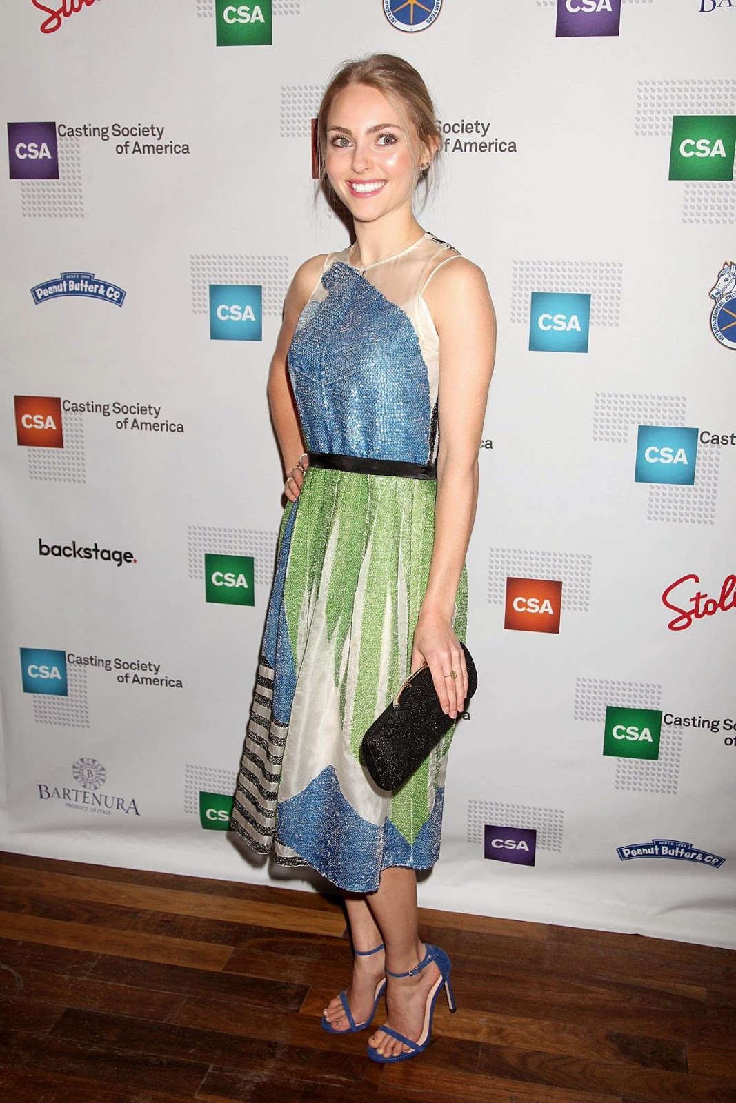 AnnaSophia Robb at 30th Annual Artios Awards for Casting in NY