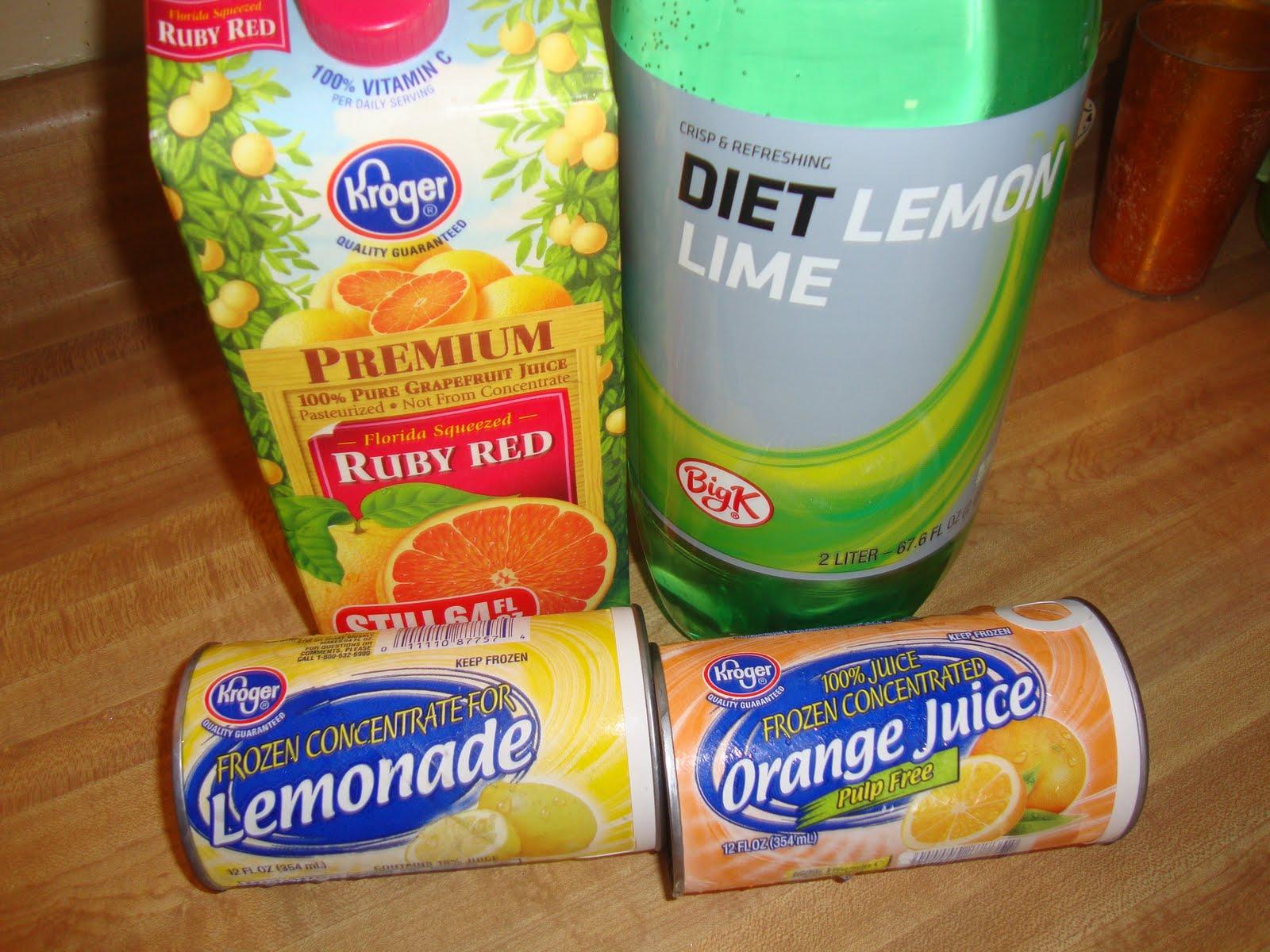 how to make grapefruit juice taste nice